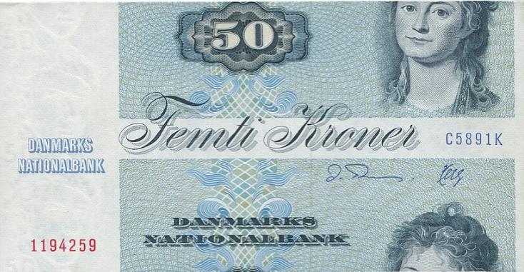 50 Kr 1989, Sieg 141, Pick 50