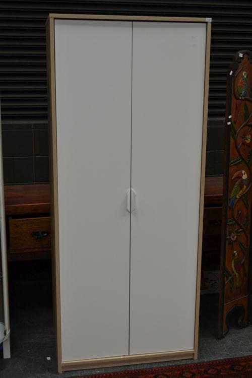 Modern 2 Door Robe