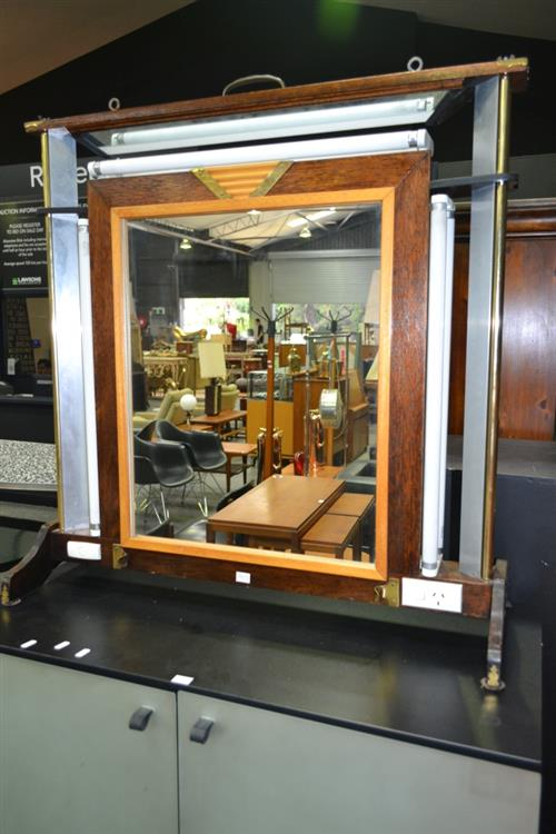 Art Deco Style Vanity Mirror