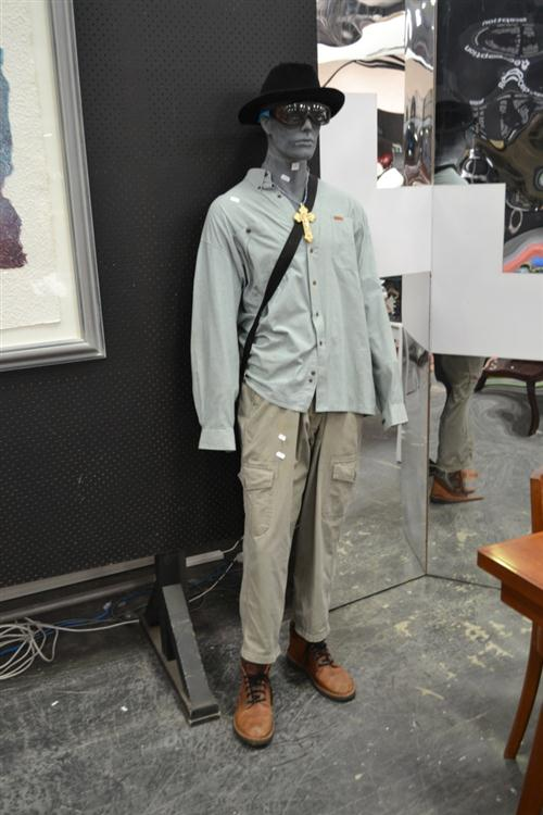 Fully Clothed Mannequin