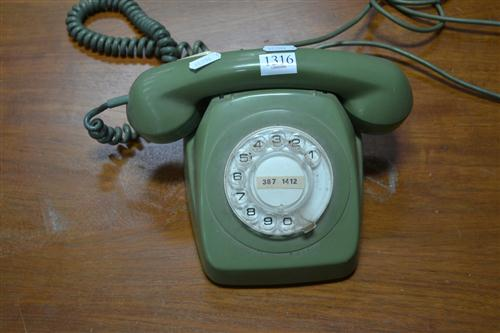 Bakelite Telephone & Another Example