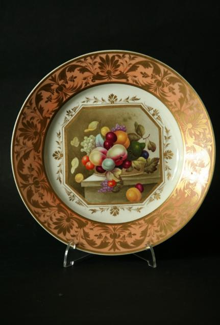 A DERBY PLATE