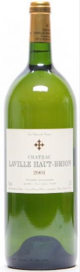 1 bt. Mg. Château Laville Haut Brion Grand Cru Classé, Pessac-Léognan 2001 A (hf/in).