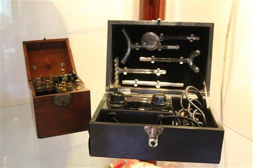 Vintage Soltan Standard Equipment Box with Other Box