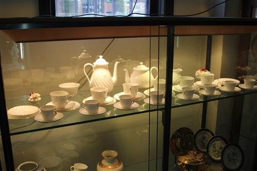 Wedgwood China Tea Wares