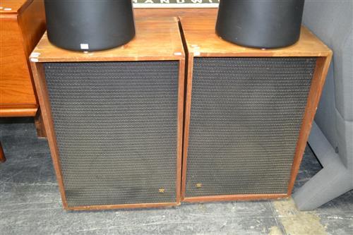 Pair of Wharfedale Speakers