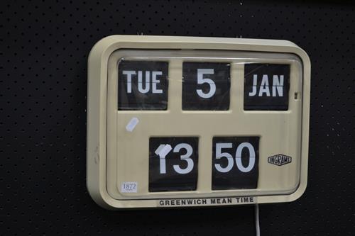 Ingrams Flip Clock
