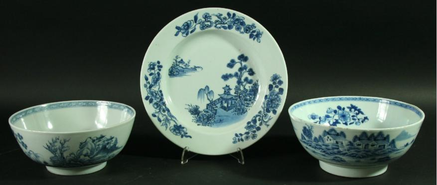 A COLLECTION OF CHINESE CARGO WARES