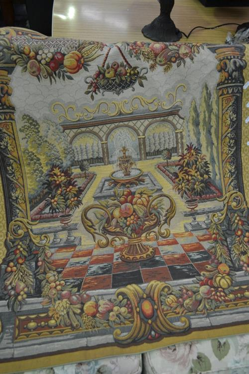 French Woven Tapestry