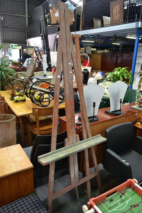 Large Easel