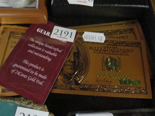 6 x USA $100 Notes