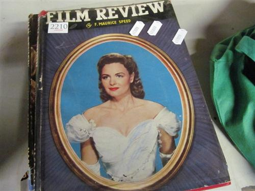 Collection of Hollywood ''Film Review'' Books