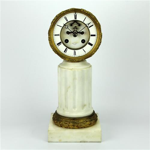 Henry Marc Paris Clock