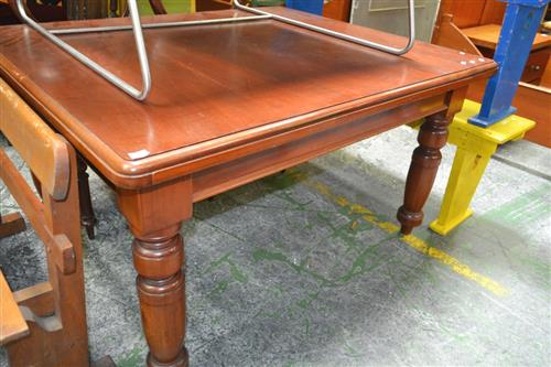 Small Possibly Maple Table