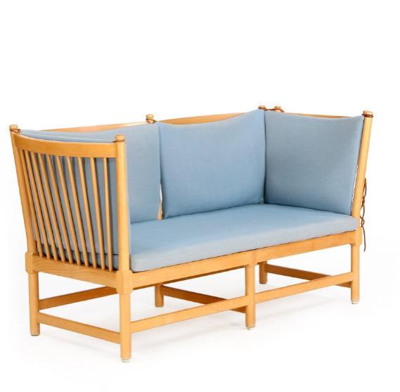 """The Spoke Back Sofa"""