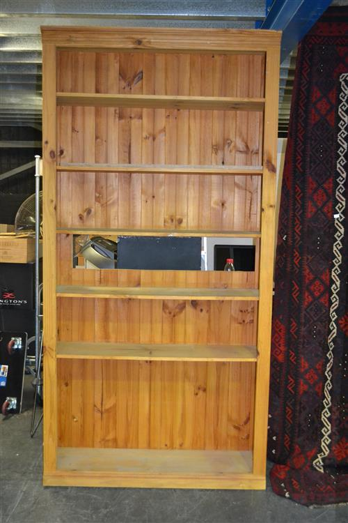 Tall Timber Open Bookshelf
