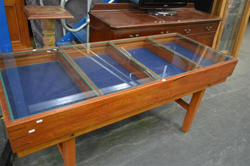 Timber Display Cabinet(Key In Office)