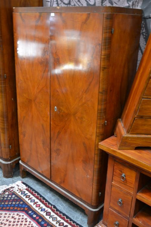 Art Deco 2 Door Lowboy