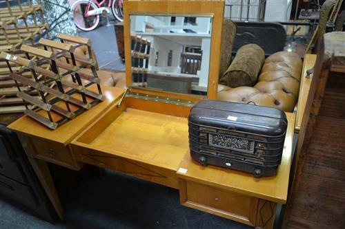 Retro Lift Top Desk