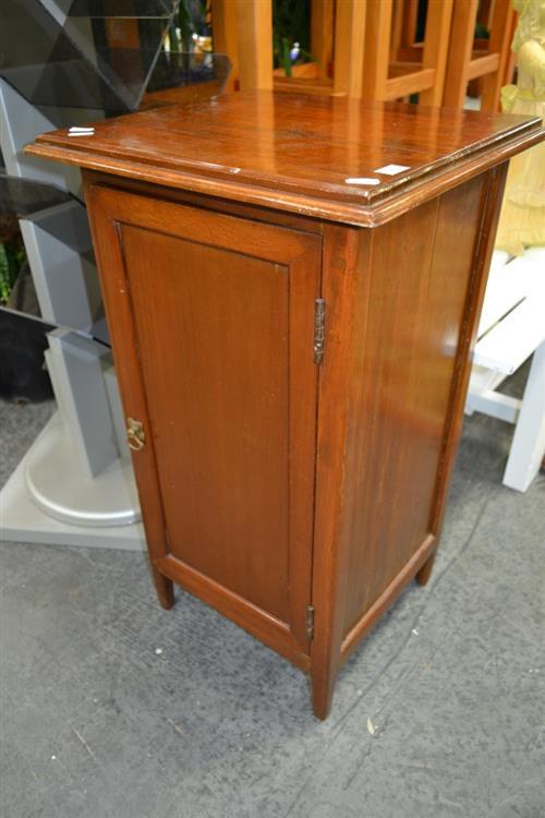 Timber Pot Cupboard