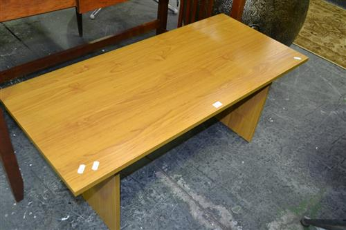 Small Timber Coffee Table