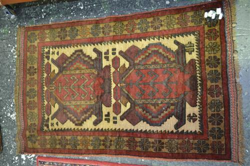 Persian Ballouch Rug