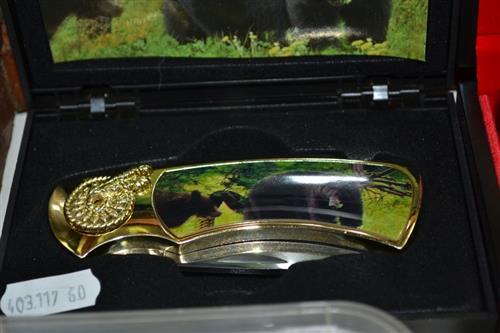 Kodiac Bear Hunters Knife