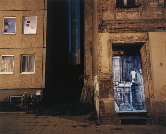 'Platte 25 (Buchhändler)' from 'The Writing on the Wall.'