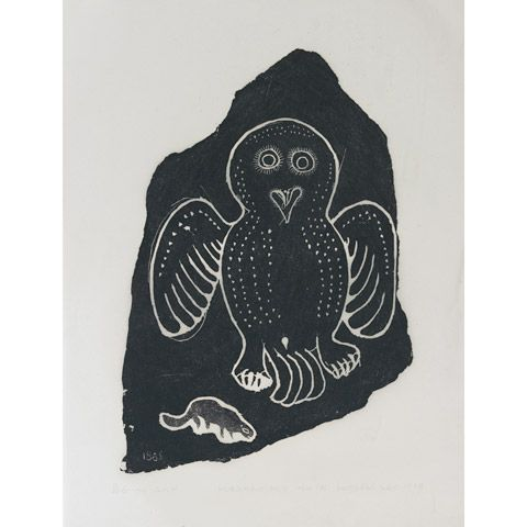 OWL AND LEMMING