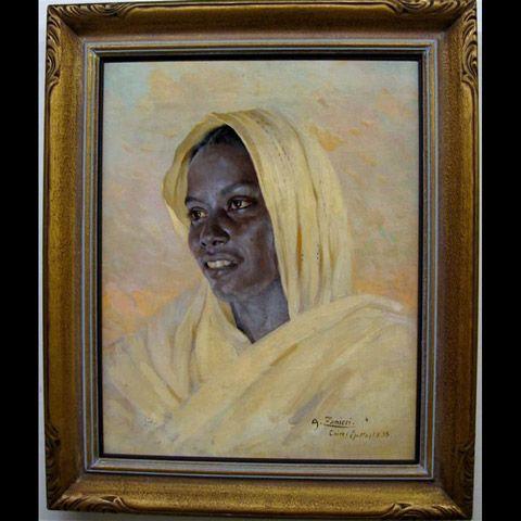 RAGAZZA DI EL OBIED, SUDAN