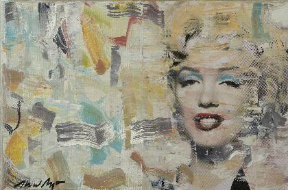 Impression of Marilyn III
