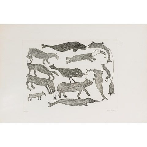 UNTITLED ( ANIMALS AND CREATURES)