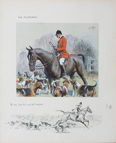 'The Huntsman.' (rare version)