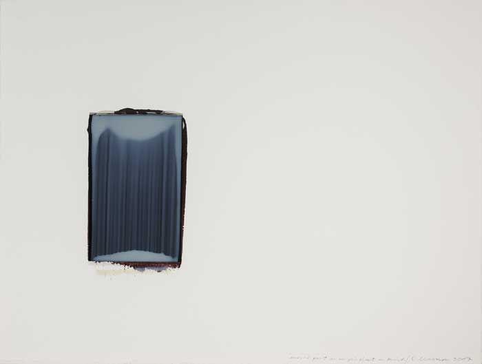 UNTITLED (BLUE) 2007