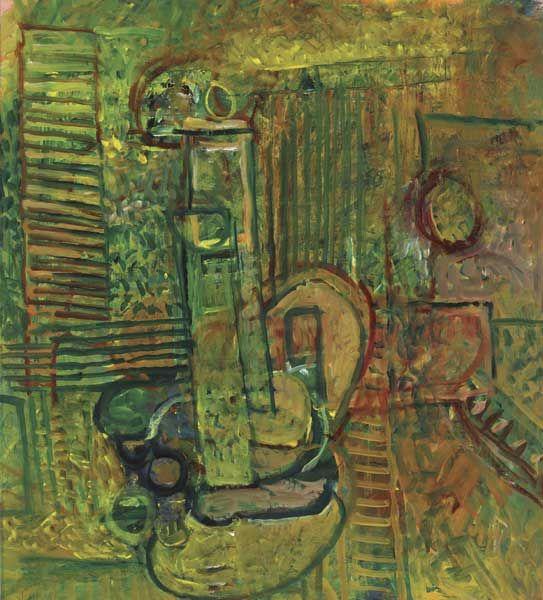 SEATED FIGURE, 2 SEPTEMBER 1991