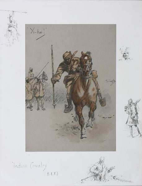 'Indian Cavalry'