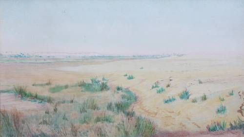 An open landscape
