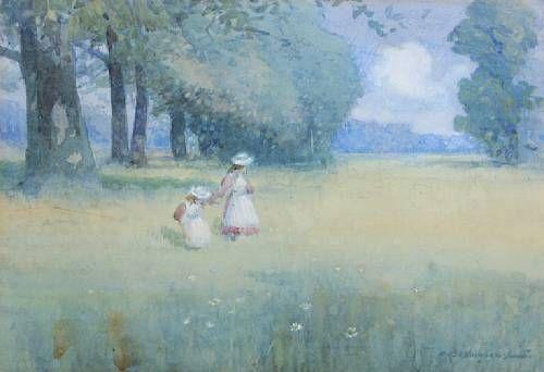 Children in Greenwich Park