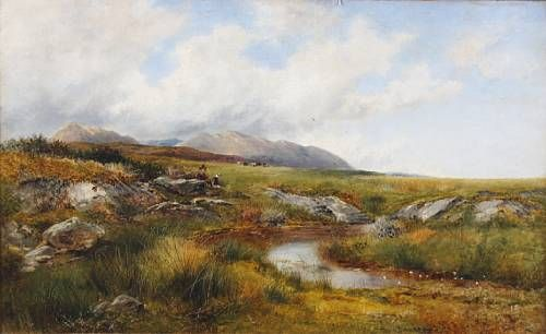 'To a Moorland Hayfield'