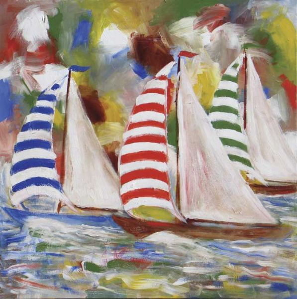 THE YACHT RACE NO. 4