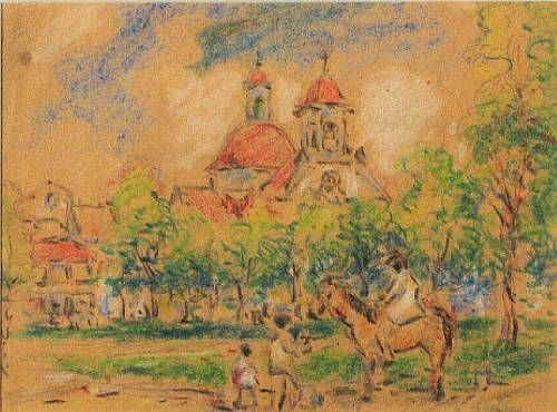 Plaza Carolina; Sugar houses
