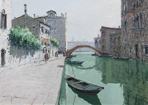 Rio Calruta, Venice