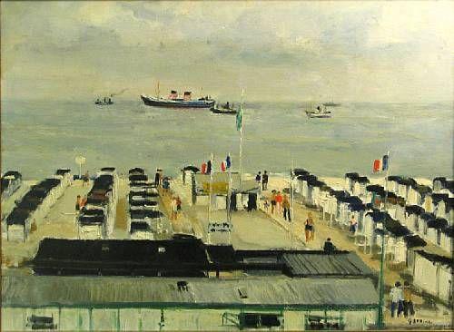 Cabines au Havre