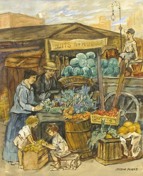 Fruits and produce