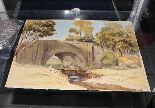 Bridge in a Yorkshire Dale