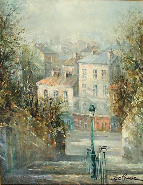 Rue du Calvaire, Montmartre