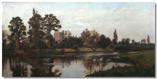 The Upper Thames