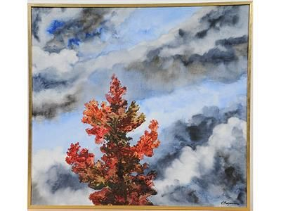 Himmel and tree