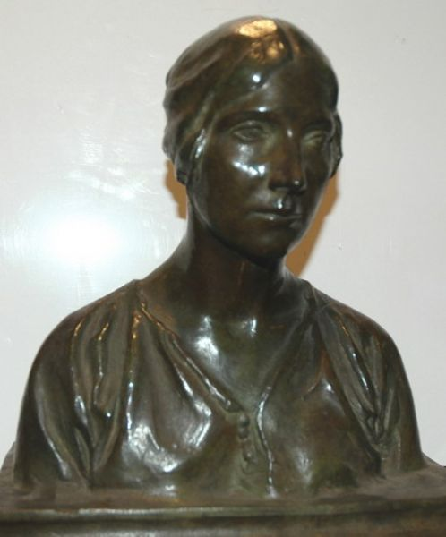 Bust of Woman