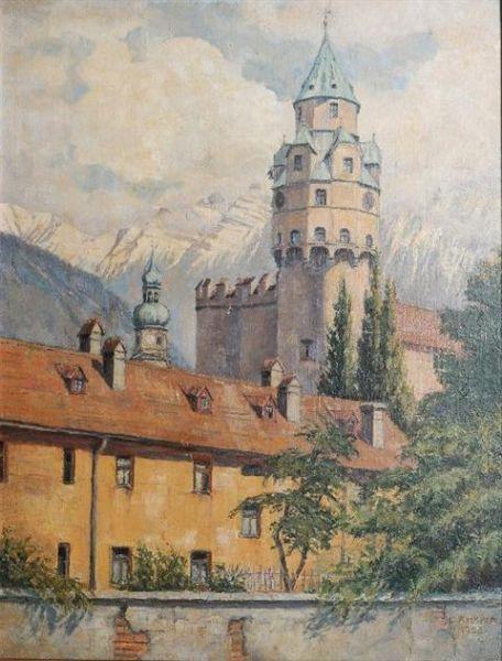 Munzturm Hall im Tirol